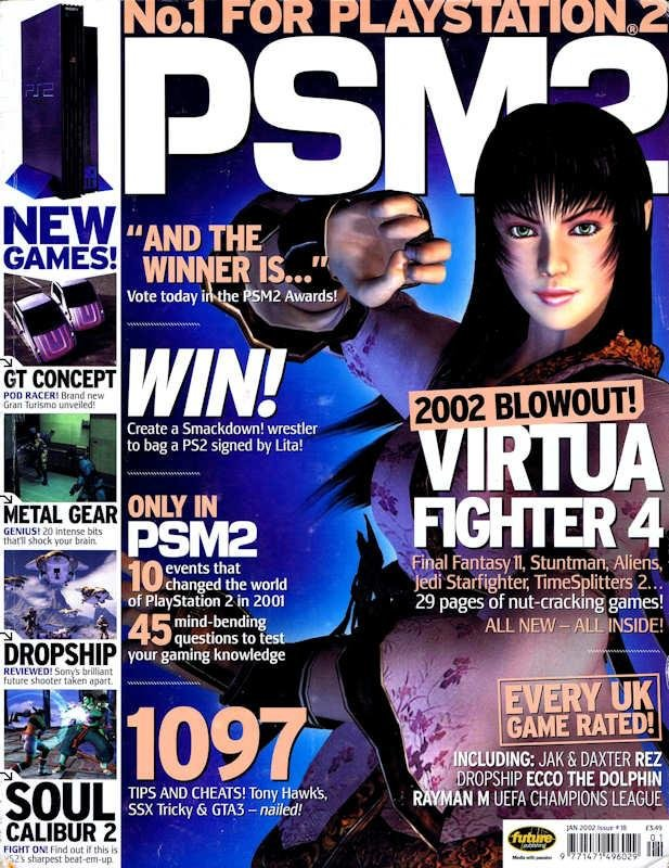 PSM2 Issue 18 (January 2002)