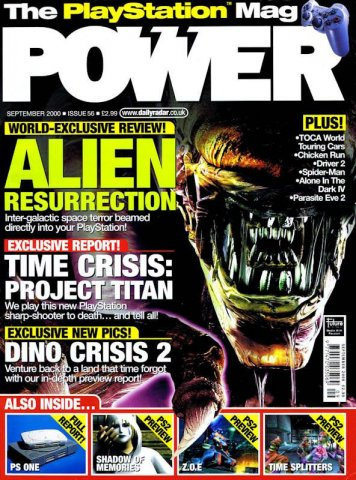 PlayStation Power Issue 56 (September 2000)