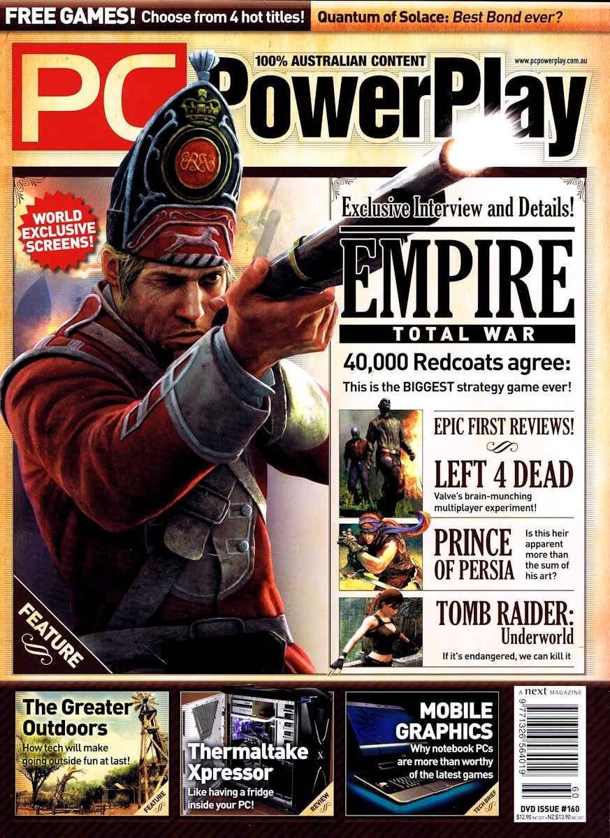 PC PowerPlay 160 (January 2009)
