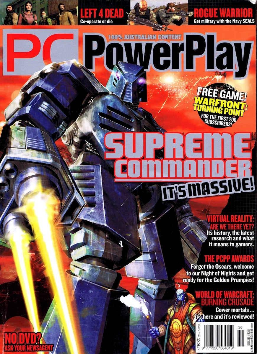 PC PowerPlay 136 (March 2007)