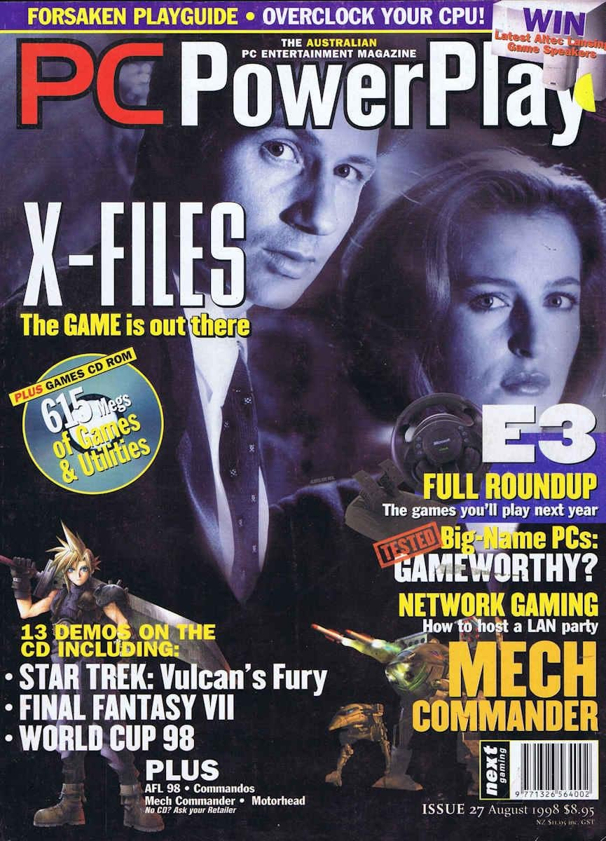 PC PowerPlay 027 (August 1998)