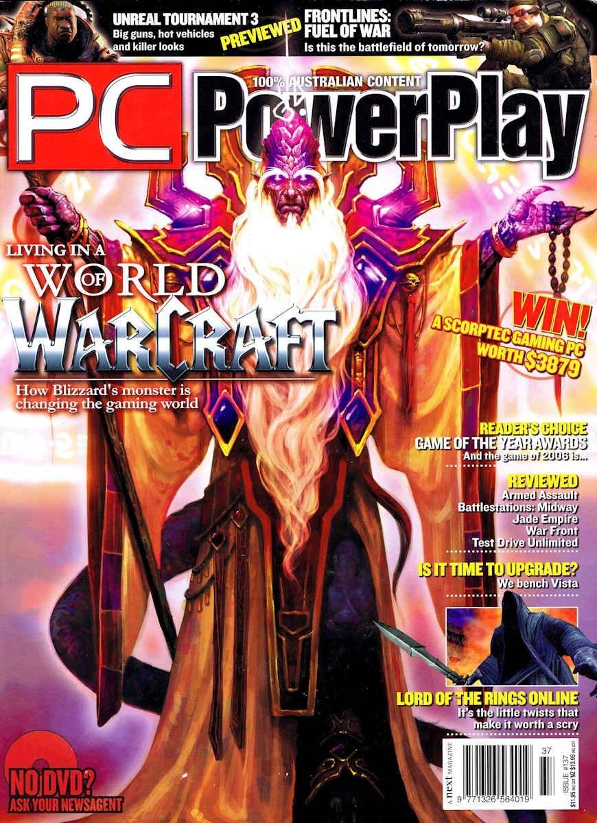PC PowerPlay 137 (April 2007)
