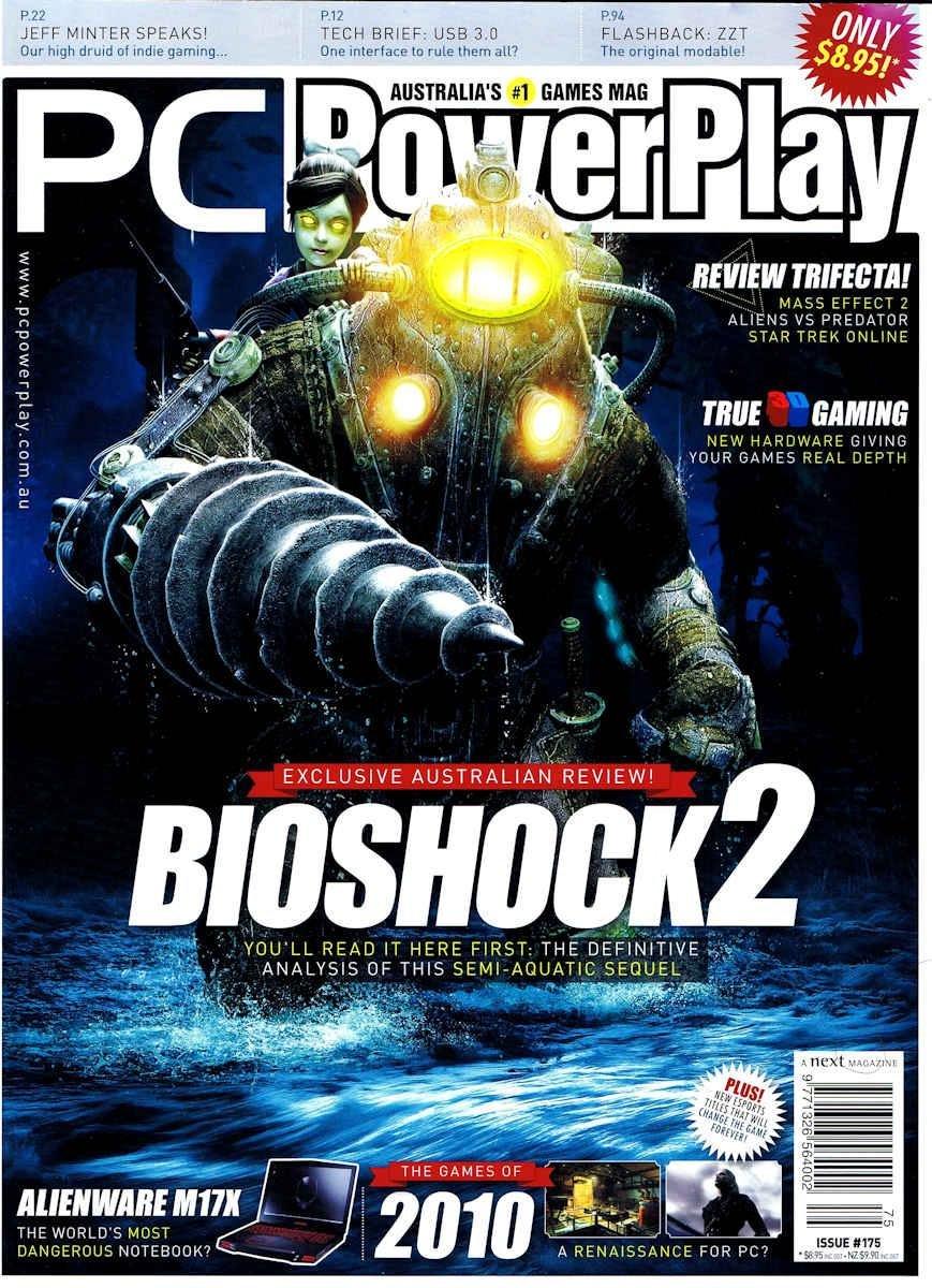 PC PowerPlay 175 (March 2010)