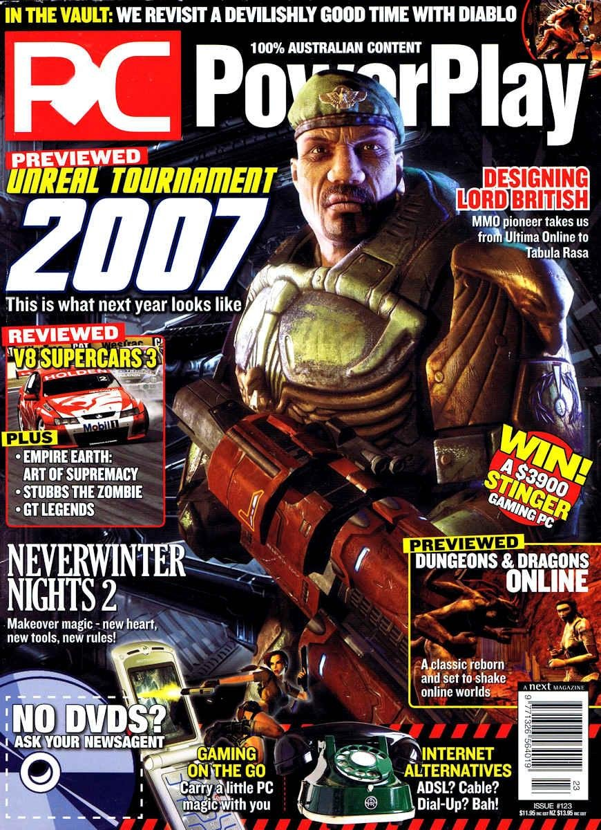 PC PowerPlay 123 (March 2006)