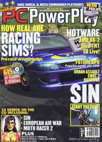 PC PowerPlay 029 (October 1998)