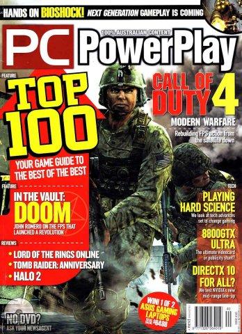 PC PowerPlay 140 (July 2007)