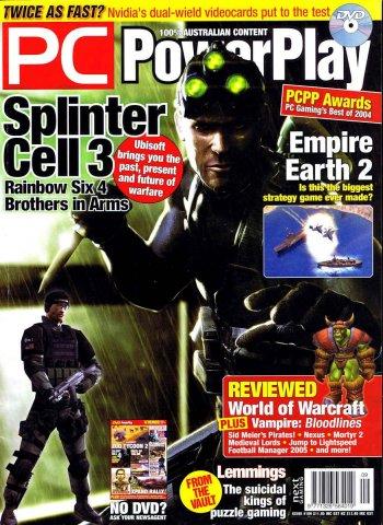 PC PowerPlay 109 (February 2005)
