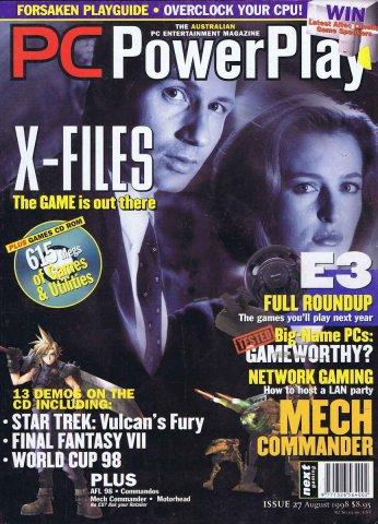 PC PowerPlay 027 (August 1998)