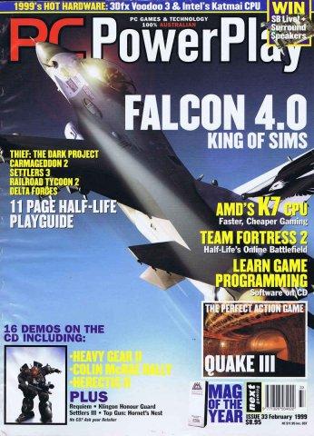 PC PowerPlay 033 (February 1999)