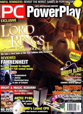 PC PowerPlay 117 (October 2005)