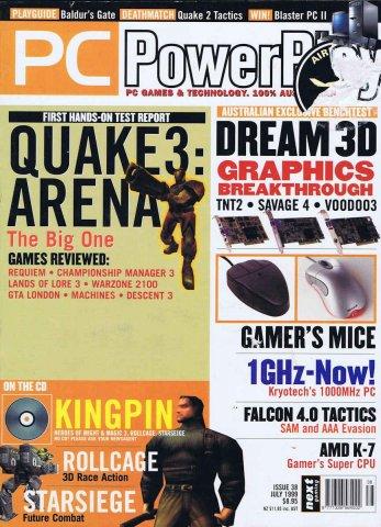 PC PowerPlay 038 (July 1999)