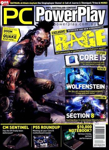 PC PowerPlay 170 (November 2009)