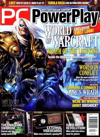 PC PowerPlay 144 (November 2007)