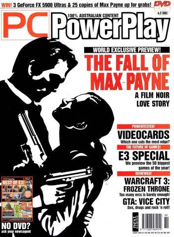 PC PowerPlay 089 (August 2003)