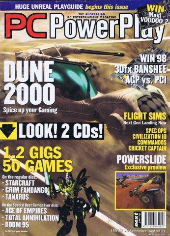 PC PowerPlay 028 (September 1998)