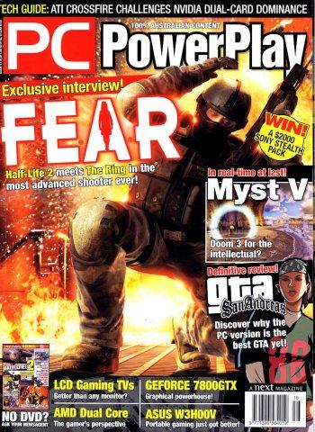 PC PowerPlay 116 (September 2005)