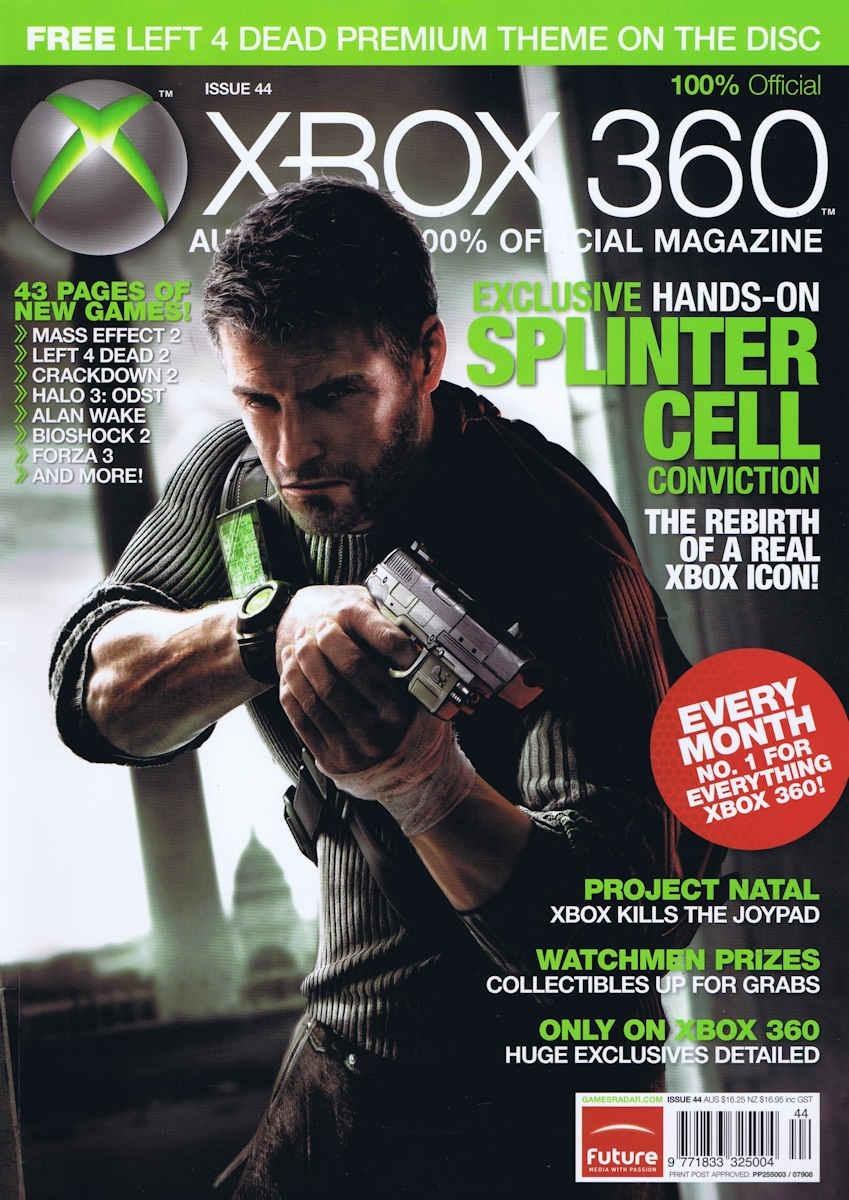 Official XBox 360 Magazine (AUS) Issue 44
