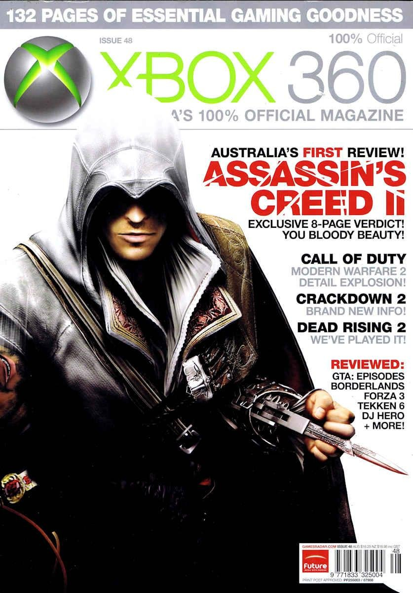 Official XBox 360 Magazine (AUS) Issue 48