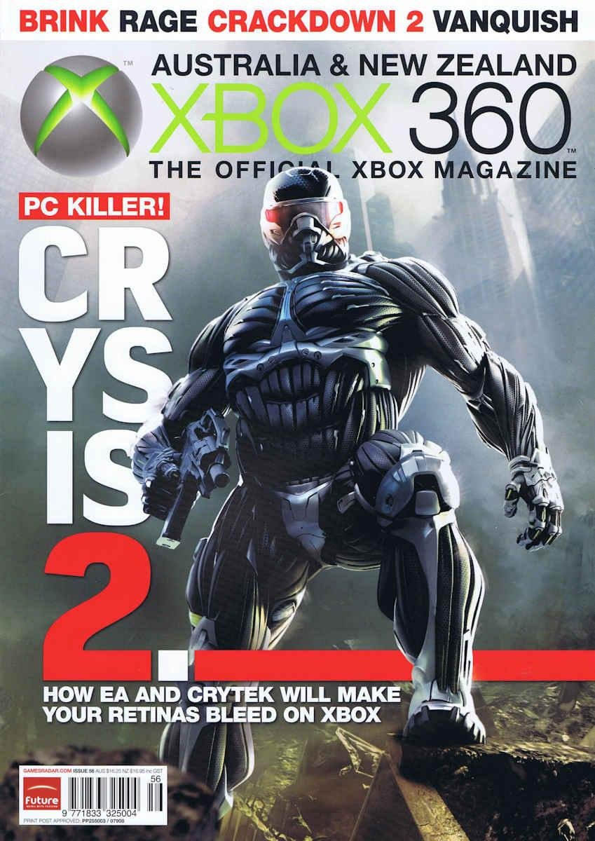 Official XBox 360 Magazine (AUS) Issue 56