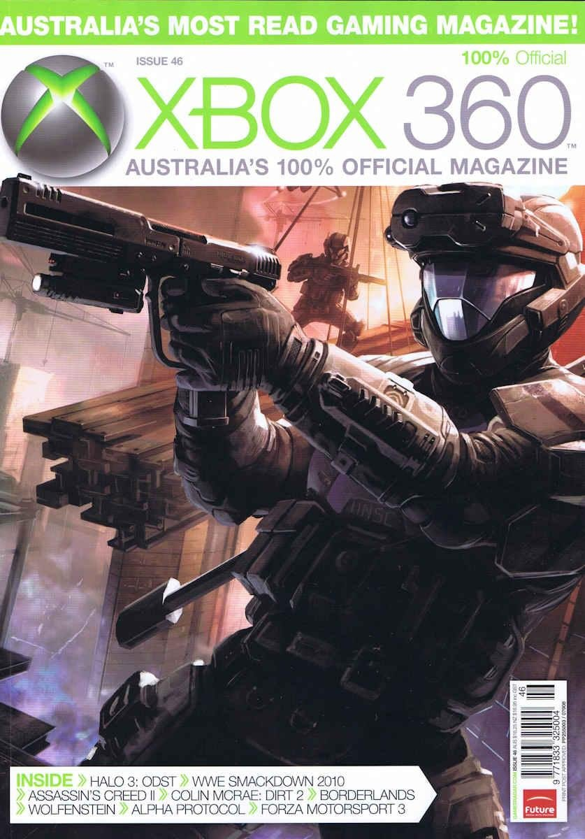 Official XBox 360 Magazine (AUS) Issue 46