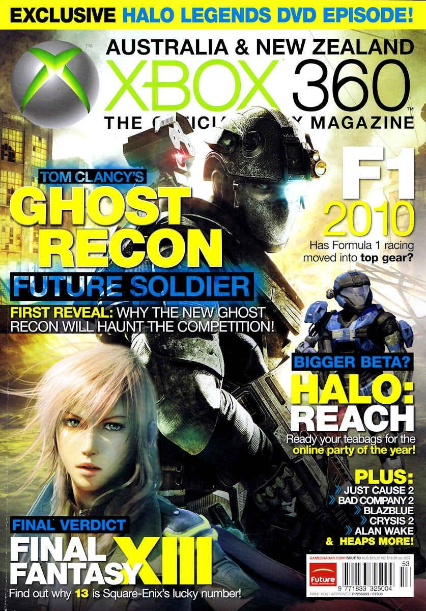 Official XBox 360 Magazine (AUS) Issue 53