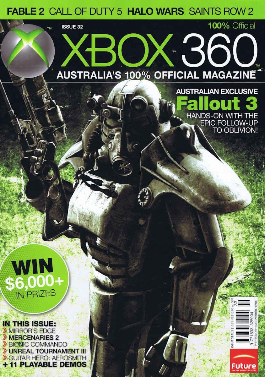 Official XBox 360 Magazine (AUS) Issue 32