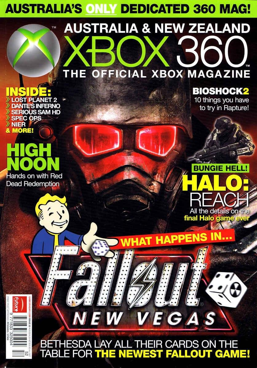Official XBox 360 Magazine (AUS) Issue 52