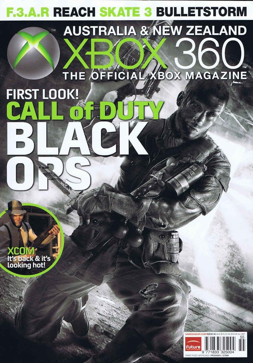 Official XBox 360 Magazine (AUS) Issue 55