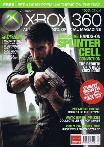 Official XBox 360 Magazine (AUS) Issue 44
