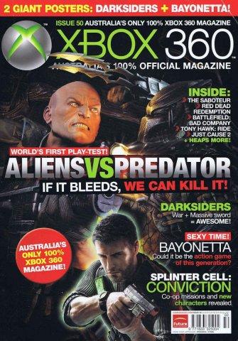 Official XBox 360 Magazine (AUS) Issue 50