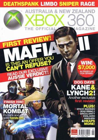 Official XBox 360 Magazine (AUS) Issue 58