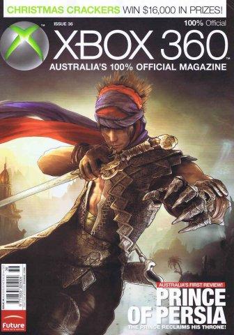 Official XBox 360 Magazine (AUS) Issue 36