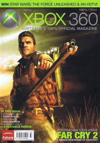 Official XBox 360 Magazine (AUS) Issue 33
