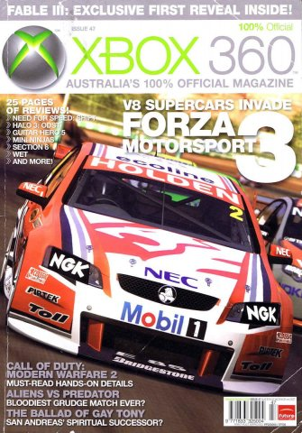 Official XBox 360 Magazine (AUS) Issue 47