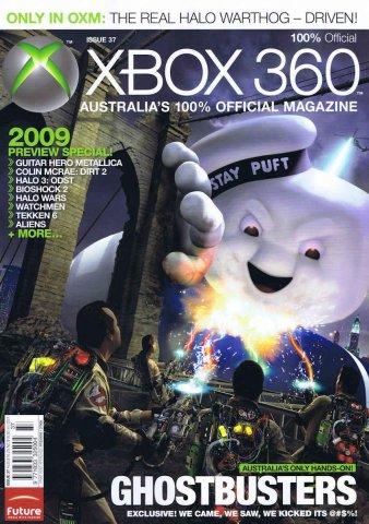 Official XBox 360 Magazine (AUS) Issue 37