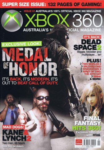 Official XBox 360 Magazine (AUS) Issue 51