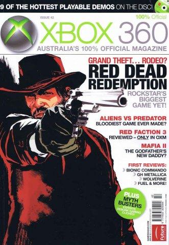 Official XBox 360 Magazine (AUS) Issue 42