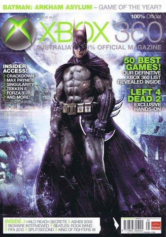 Official XBox 360 Magazine (AUS) Issue 45