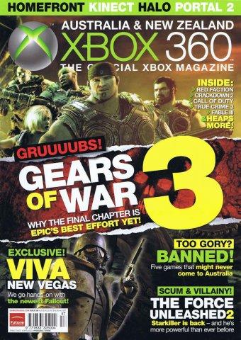 Official XBox 360 Magazine (AUS) Issue 57