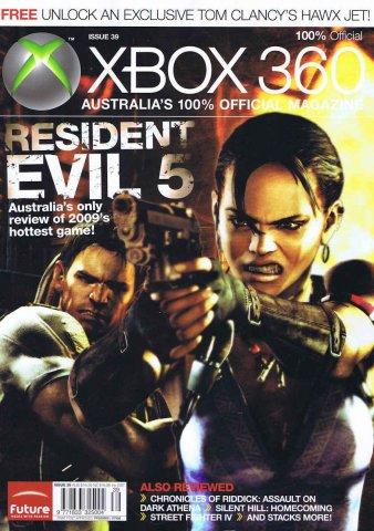Official XBox 360 Magazine (AUS) Issue 39