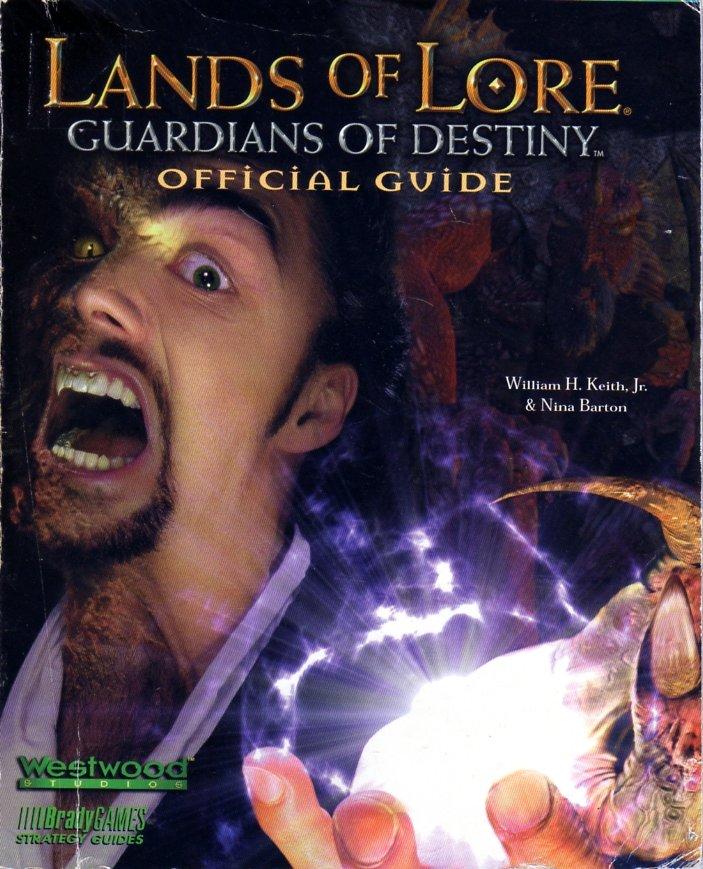 Lands of Lore: Guardians of Destiny Official Guide