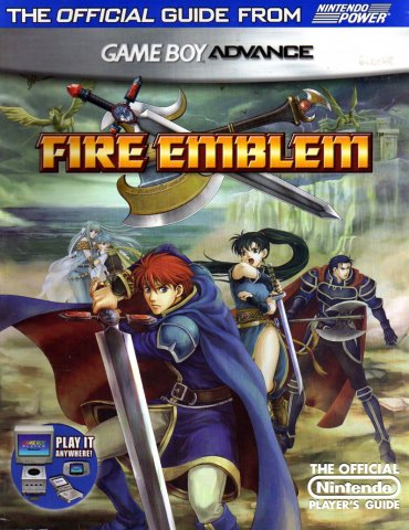 Fire Emblem Official Guide
