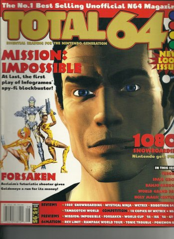 Total 64 Issue 15