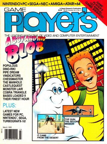 Game Player's Issue 009 March 1990