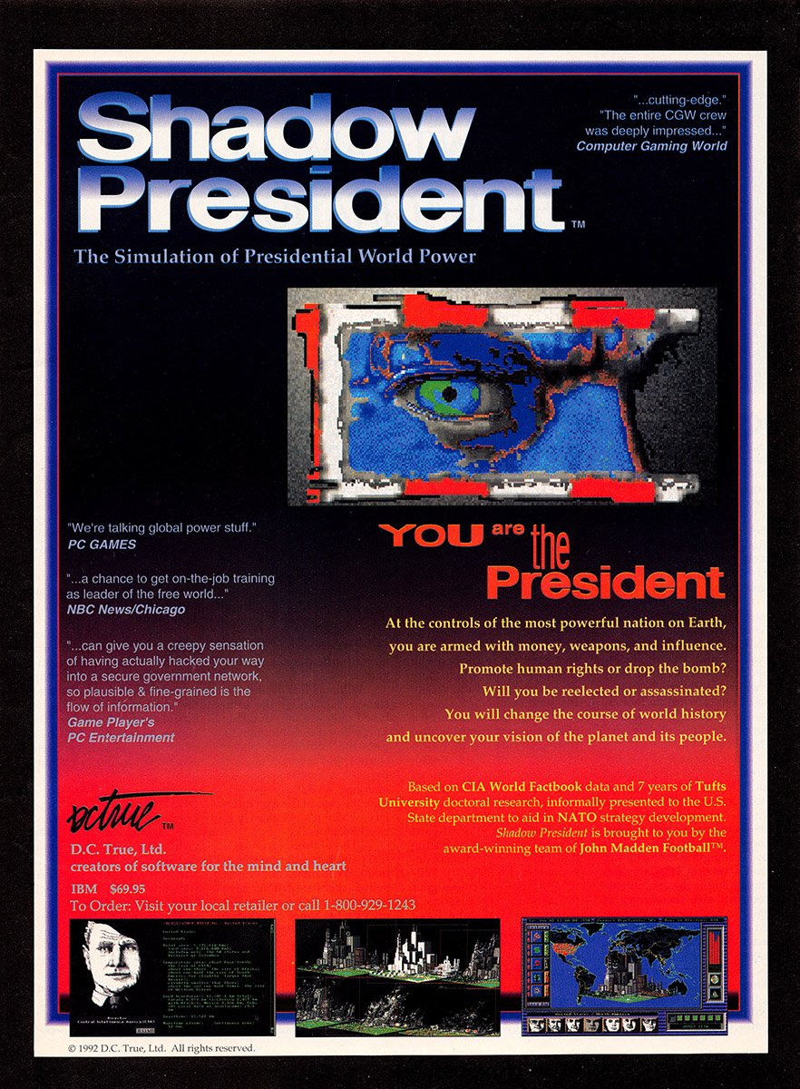 Shadow President (01)