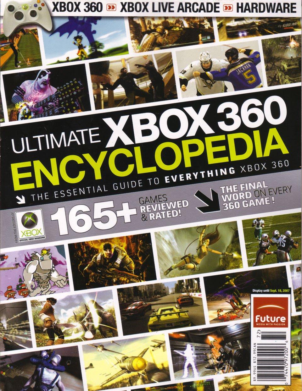 Ultimate XBox 360 Encyclopedia