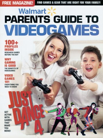Walmart Parents Guide to Videogames (2012)