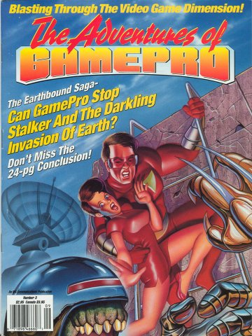 The Adventures of GamePro #3