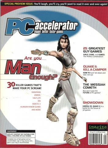 PC Accelerator Issue 000