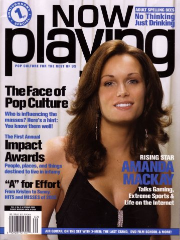 Now Playing Issue 05 (Spring 2006)